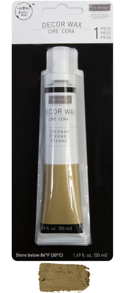 Redesign Decor Wax - Gold/ Eternal