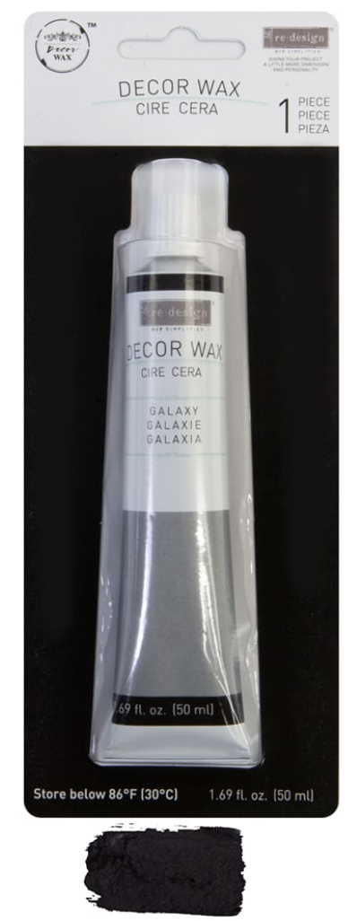 Redesign Decor Wax - Black / Galaxy